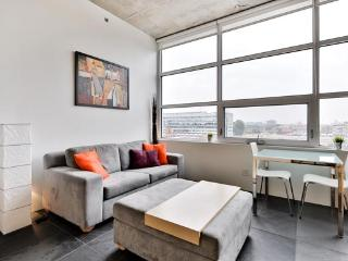 Furnished loft for rent in the old port - 603, Montreal