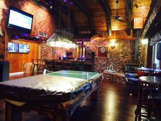 Entertainer's Dream Home, Lake Arrowhead