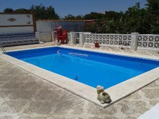 Villa piscina privada 3 x 4 m. 22 personas,bbq, Alhaurin de la Torre