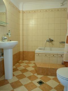 Luxury Bath on the first floor  house