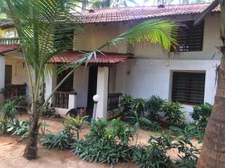 AC Premium room beach hut on Agonda Room 7
