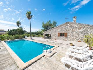 ES CANTO DES MORES - Villa for 8 people in Binissalem