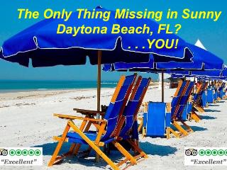 Daytona's BEST FAMILY FUN BEACH VACATION DEAL ONLY $23.50/pp/nt for 16 guests