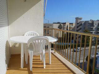 134B Apartamento en 2º linea de playa con vistas al mar
