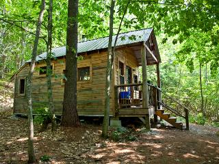 Off-The-Grid Solar Powered Retreat Cabin