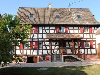 Le Petit Schelishans à 10 minutes de Strasbourg, Oberschaeffolsheim