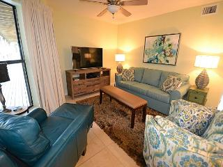 Listen to the Gulf through the Palms ~ Bender Vacation Rentals