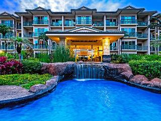 Waipouli #C-105: Deluxe Condo at Ocean Front Resort With Garden Views