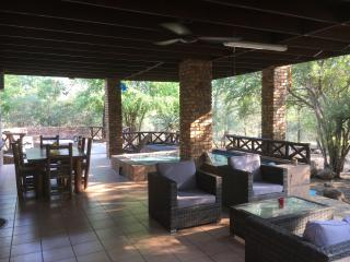 Fantastic Holiday home called The Wild Bunch, Marloth Park