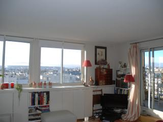 Cosy, Quiet with a Beautiful View and top Location, París