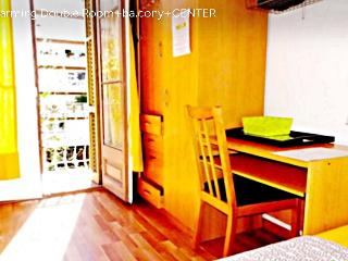 Ideal Private Room*CITY CENTER!**with balcony, Barcelona