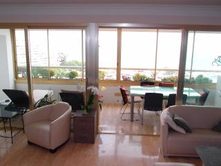 Luxury 2 piece. Panoramic sea view, Villeneuve-Loubet