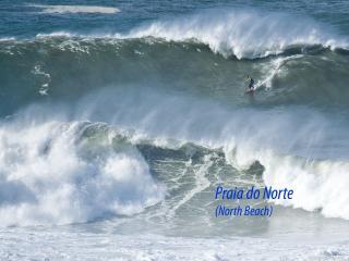 Miradouro Praia do Norte