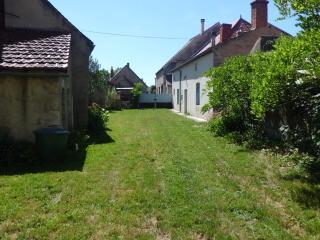 Dans les vignes de Saint-Pourçain, Charroux