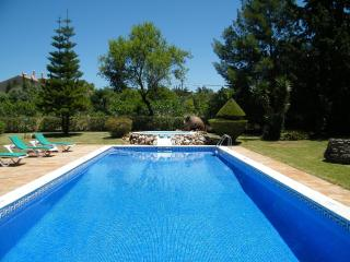 Stunning outdoor area, villa for 10, wifi,2 swimming pools, 10mts drive to beach