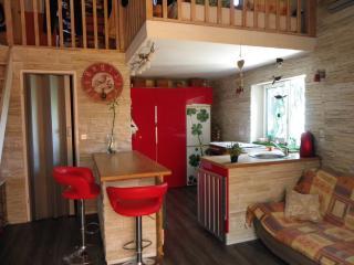 jolie petite villa, Villeneuve-Loubet
