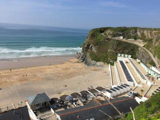 THE PENTHOUSE - BLUE OCEAN APARTMENTS, Newquay