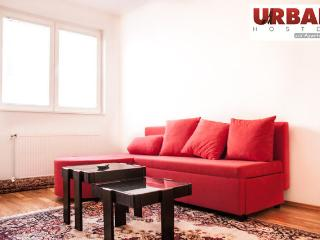Urban Red Apartment