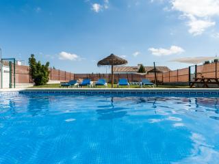 Chalé unifamiliar con  piscina compartida, Conil de la Frontera