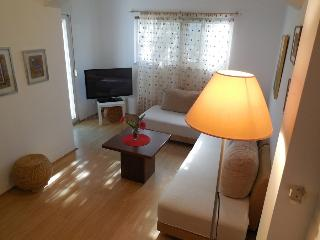 2br app with a living room in Zadar