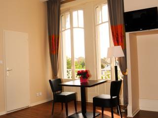 Appartement 3 personnes en face des Thermes, Luxeuil-les-Bains