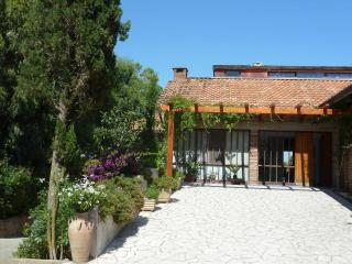 A Beatiful Villa with lake and beach in sabaudia