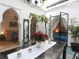 Petit Riad de charme privatise dans médina, Marrakech
