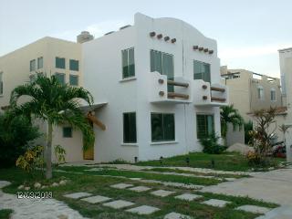 Superbe villa (2 étages, pour 4 pers), Playa del Carmen