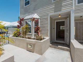 Your entrance to the condo is just steps from the pool