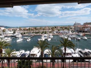 Port Grec, appartement avec vue d'exeption
