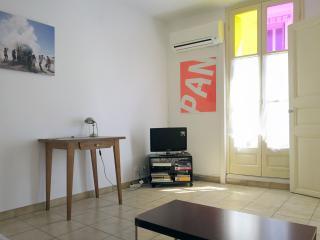 T2 (31 m2) climatisé - Quartier haut, Sete