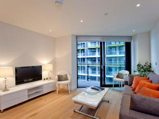 STUNNING RIVER SIDE APARTMEWNT WITH POOL and GYM, Londres