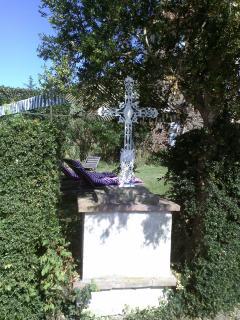 les boudoncles croix