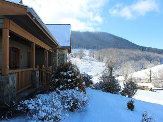 LUXURIOUS MTN HOME W/BUBBLING HOT TUB!  JANUARY RATE REDUCED TO $279!