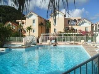 Martinique T2 avec accès piscine à Ste Anne