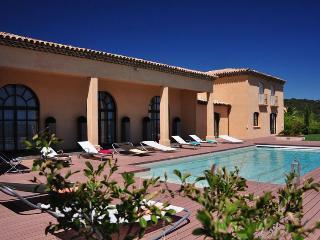 Villa EdenLou Vue panoramique Golfe de SaintTropez