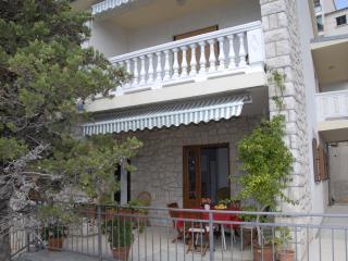 CROATIA-SENJ -Apartment with a terrace overlooking