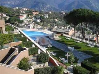 Comfortable apartment with view over Tigullio Gulf, Rapallo