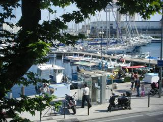 studio de charme en 1ere ligne sur le vieux port