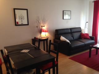 Appartement F3, dans résidence de standing, Bussy St Georges