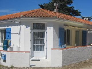 Noirmoutier,Maison au Vieil, 50 mètres plage, Noirmoutier en l'Ile