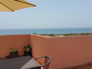 85m2 terrace, sea views, short walk from beach, Torrox