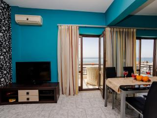 New! On the beach apartment 2bedroom,with Sea View