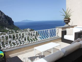 Tramonto in Capri - Sea view terrace
