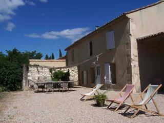 Beau Mas pour 8 à Saint-Rémy-de-Provence, Saint-Remy-de-Provence