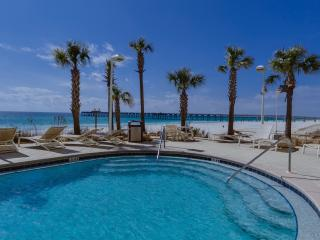 Calypso 8th Flr Center East: 1BR-Master on Gulf, Panama City Beach