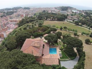 Villa MIrador, Arenys de Mar