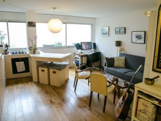 Appartement au pied de Montmartre