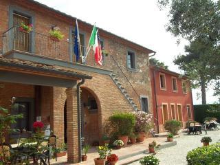 casa vacanza CASALE ETRUSCO, Castagneto Carducci