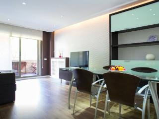 FAMILY APARTMENT IN FIRST LINE BEACH BARCELONA, Barcelona